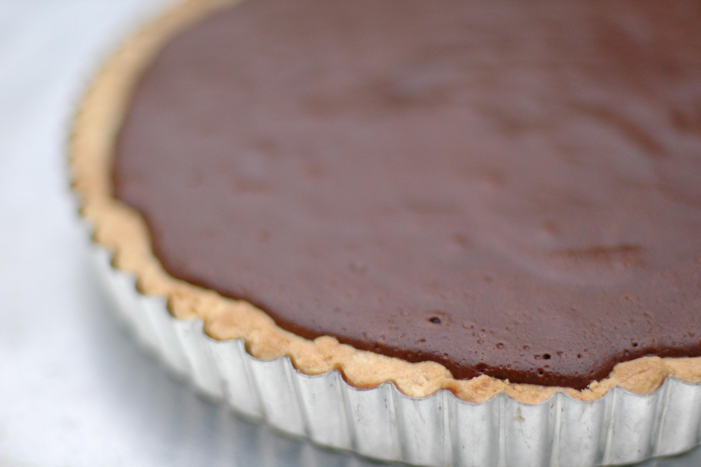 chocolate tart beyond compare | Umami Girl