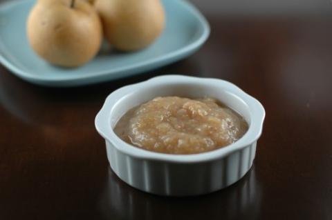 Mom's Homemade Applesauce   Umami Girl