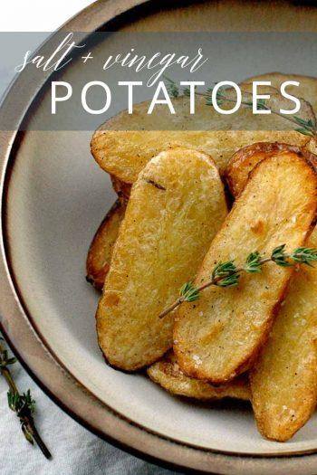 Salt and Vinegar Potatoes _ Umami Girl PIN