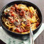 Pasta Puttanesca Recipe _ Umami Girl PIN
