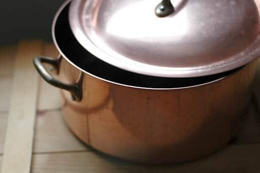 copper pot giveaway