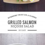 Grilled Salmon Nicoise Salad | Umami Girl