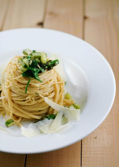spaghetti carbonada
