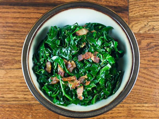 Easy Collard Greens Mineira Recipe | Umami Girl