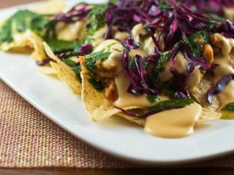 The Best Nachos Recipe: Seriously Savory Nachos | Umami Girl