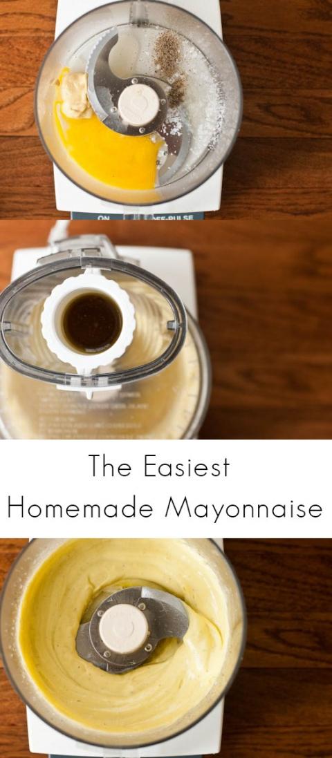 The Easiest Homemade Mayonnaise   Umami Girl