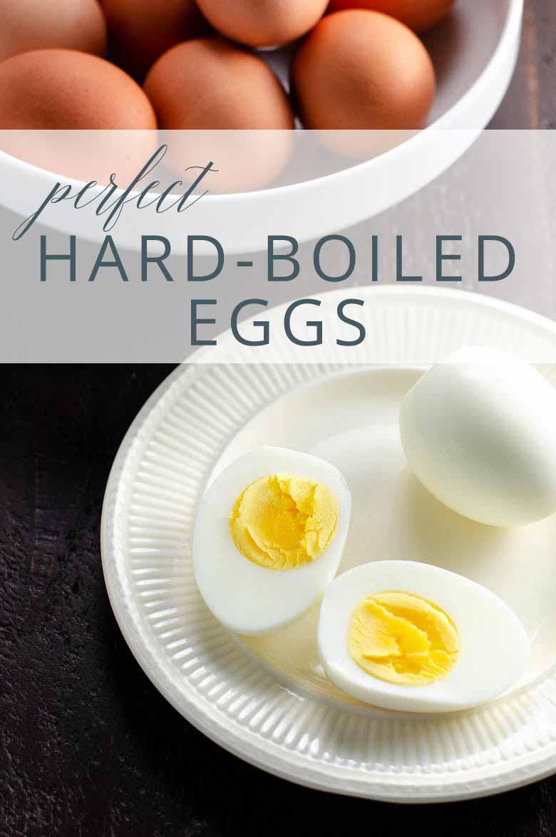 Perfect Hard Boiled Eggs _ Umami Girl PIN