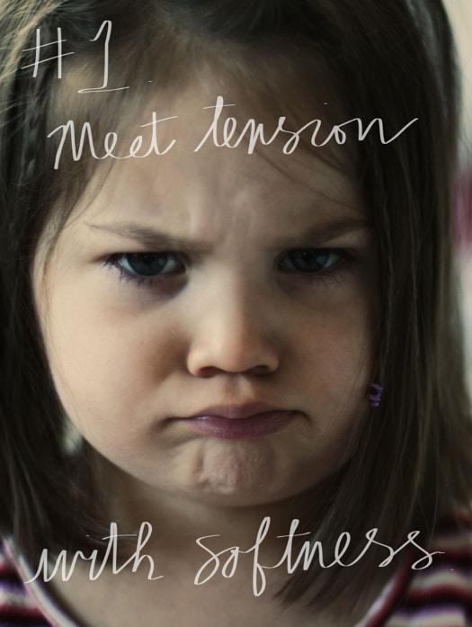 Meet Tension with Softness | Umami Girl