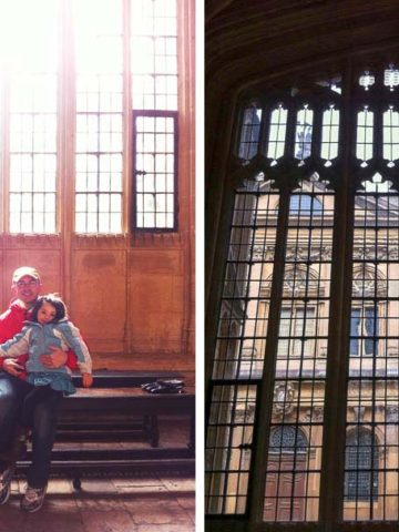 Oxford's Bodleian Library Diptych | Umami Girl
