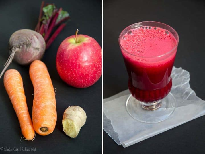 Power Potion: A Delicious Beet Juice Blend to Boost Athletic Performance