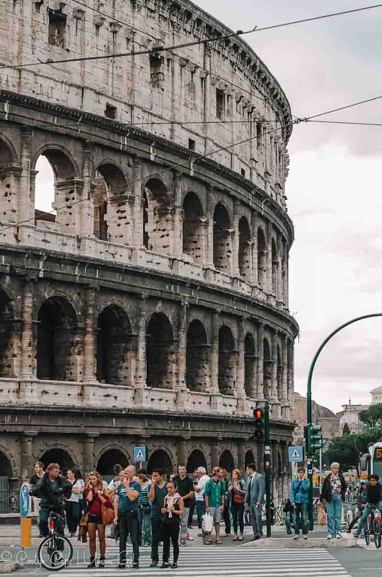 Ancient Meets Moderin in Rome | Umami Girl 780