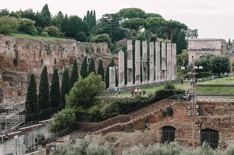 Colosseum View Rome | Umami Girl 780