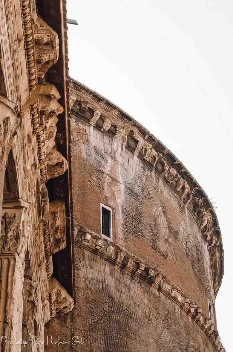 Pantheon Rome II | Umami Girl 780