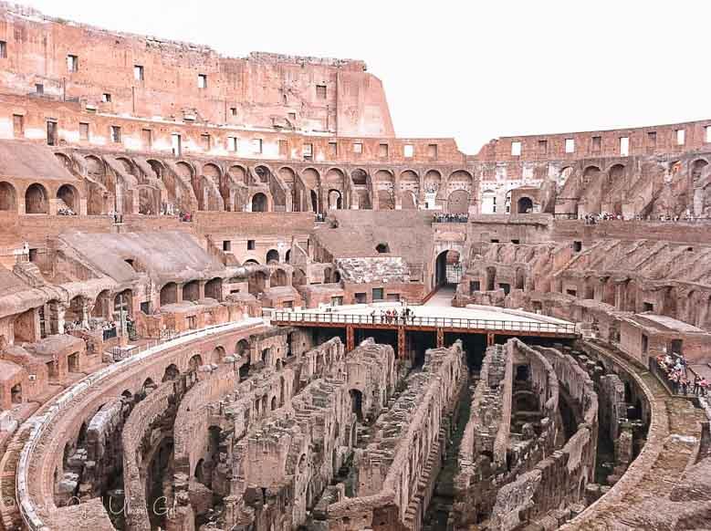 The Colosseum Rome | Umami Girl 780