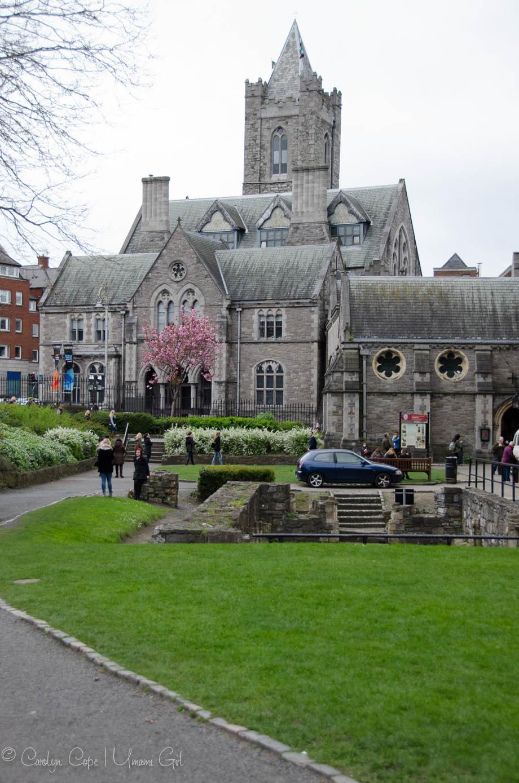 Dublin's Christ Church Cathedral | Umami Girl