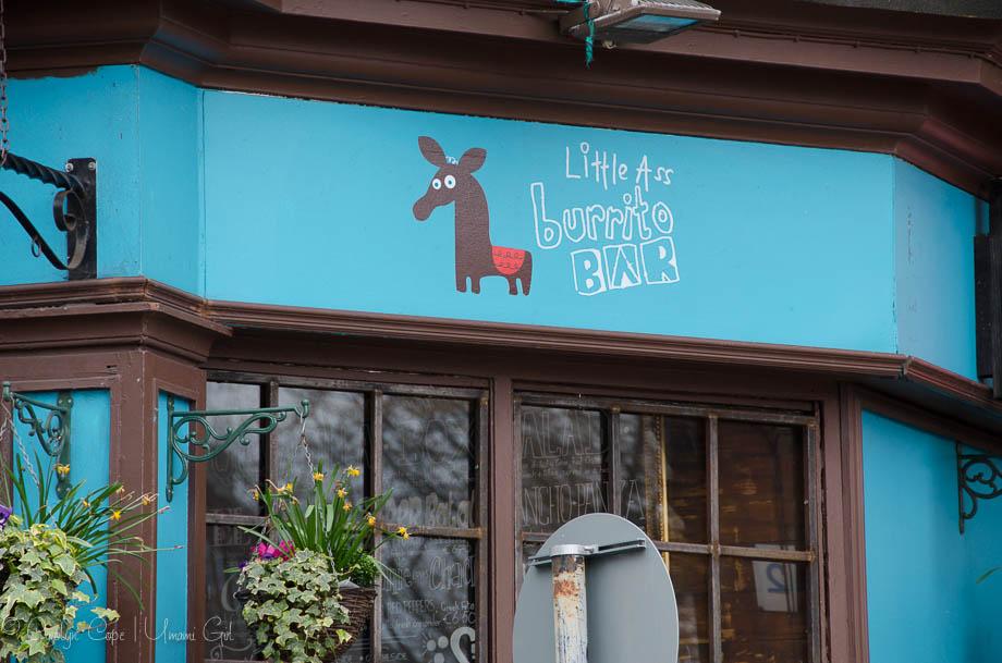 Dublin's Little Ass Burrito Bar | Umami Girl