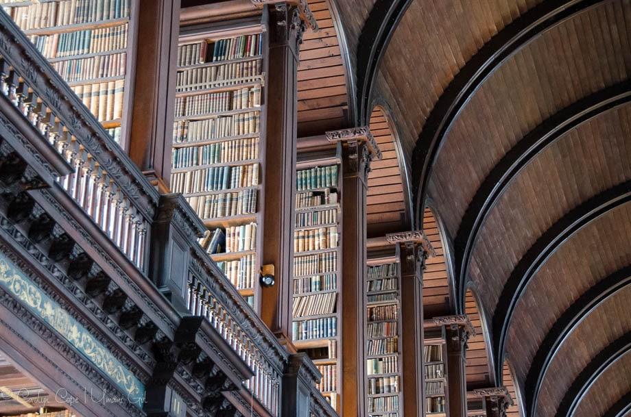 Dublin's Trinity College Library | Umami Girl