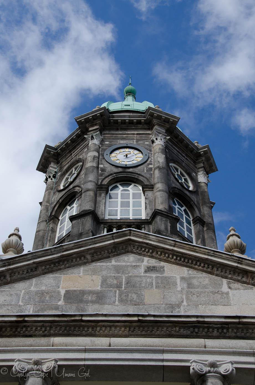 The Bedford Tower at Dublin Castle | Umami Girl