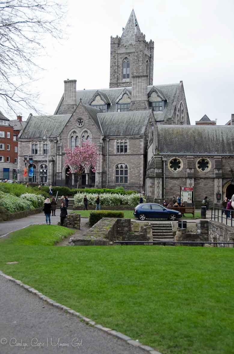 Visit Dublin Christ Church Cathedral | Umami Girl 780