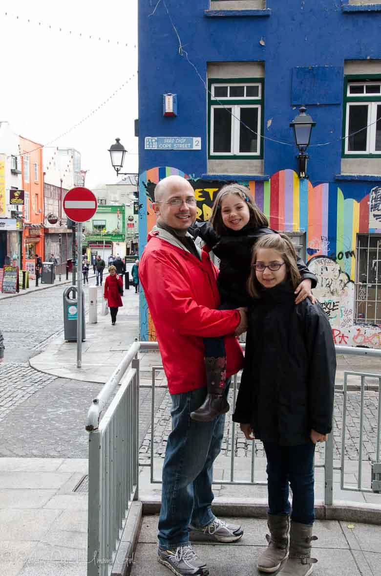 Visit Dublin Cope Street | Umami Girl 780