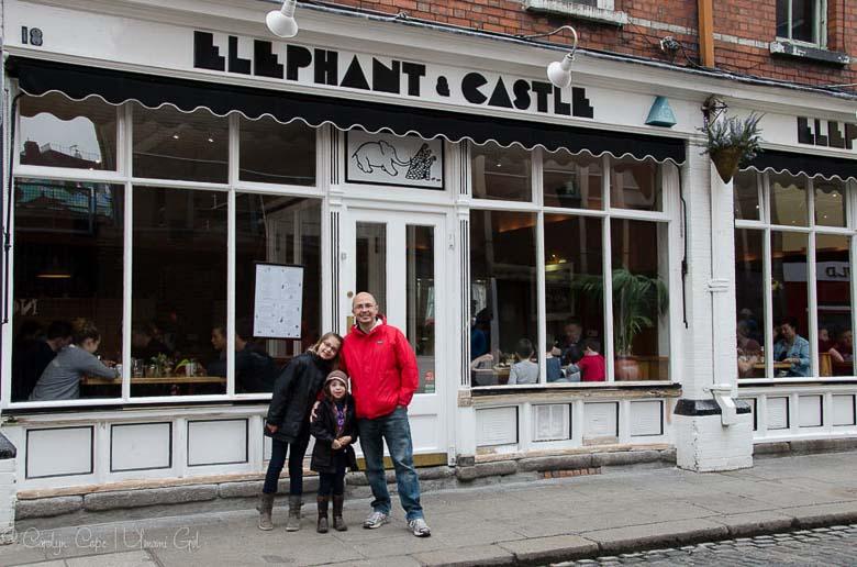 Visit Dublin Elephant and Castle | Umami Girl 780