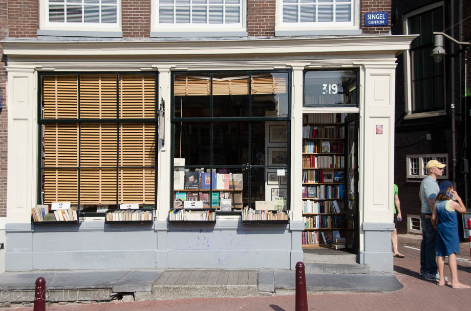 Amsterdam Bookstore | Umami Girl