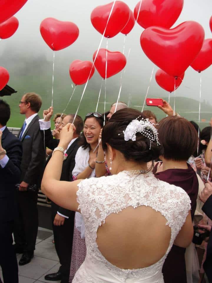Engelberg Switzerland Wedding