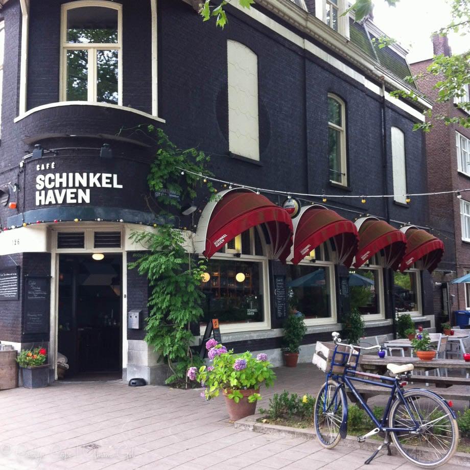 Cafe Schinkel Haven Amsterdam | Umami Girl