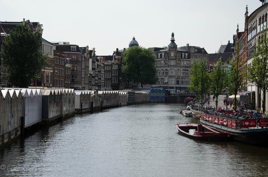 Flower Market Amsterdam | Umami Girl