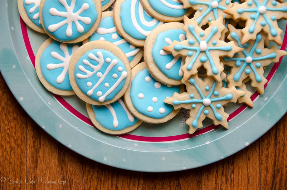 Easy Christmas Cookies Recipe Umami Girl