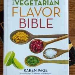 The Vegetarian Flavor Bible Karen Page Andrew Dornenburg