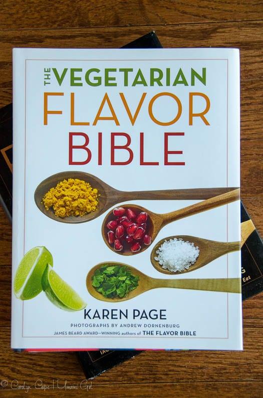 The Vegetarian Flavor Bible Page and Dornenburg | Umami Girl