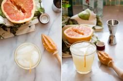 Grapefruit Gin Cocktail Recipe