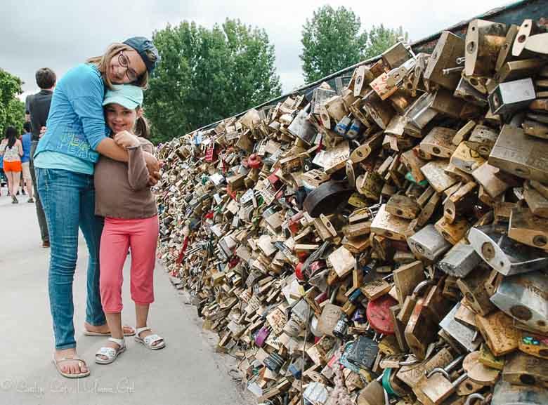 Pont de l'Archeveche Paris | Umami Girl 780