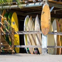 Las Peñitas, Nicaragua Surfboards