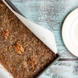Vegetarian Nut Loaf Recipe