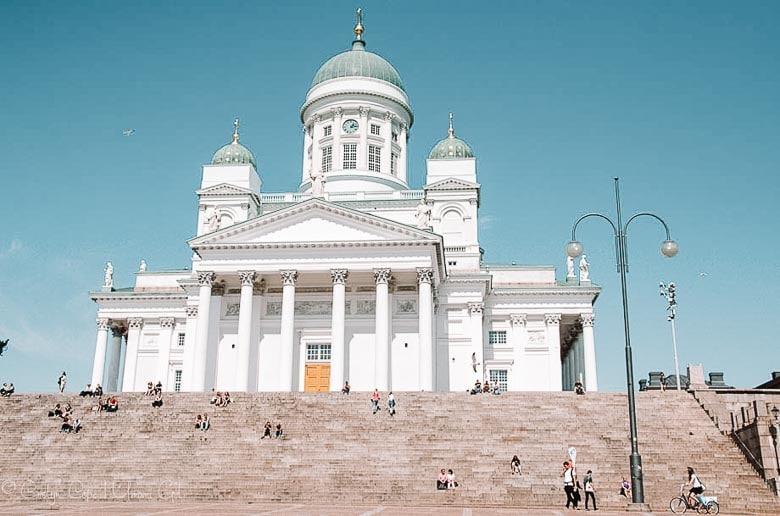 Helsinki Cathedral Finland | Umami Girl 780