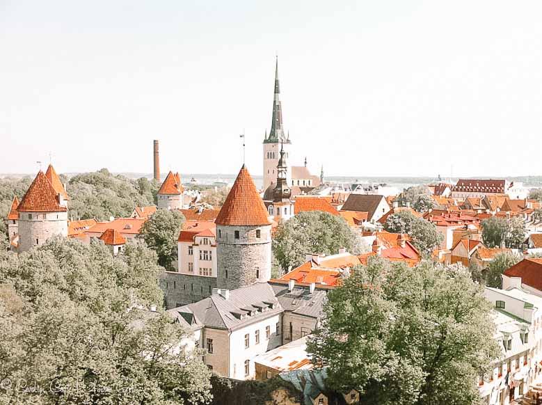 Old Town Tallinn Estonia | Umami Girl 780