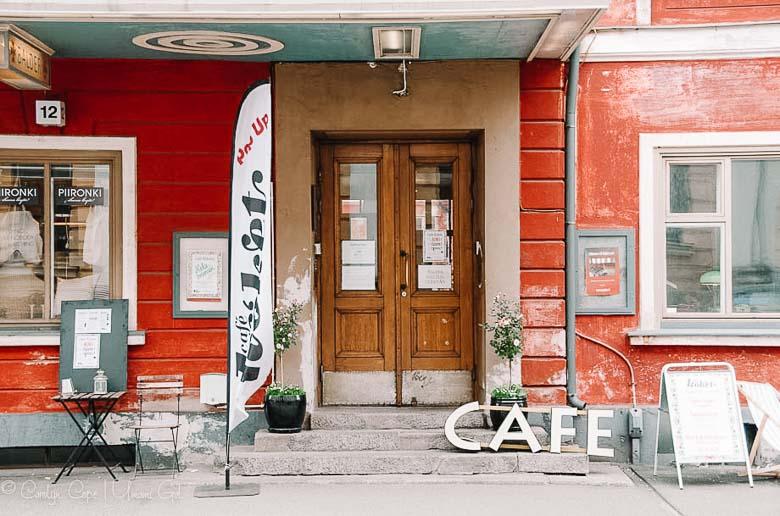 Popup Cafe Helsinki Finland | Umami Girl 780