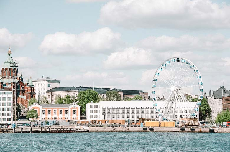 Waterfront Helsinki Finland | Umami Girl 780