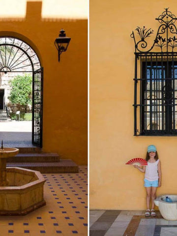 Alcazar of Seville 780 | Umami Girl-3