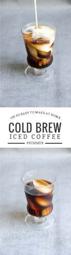 Perfect Cold Brewed Iced Coffee | Umami Girl
