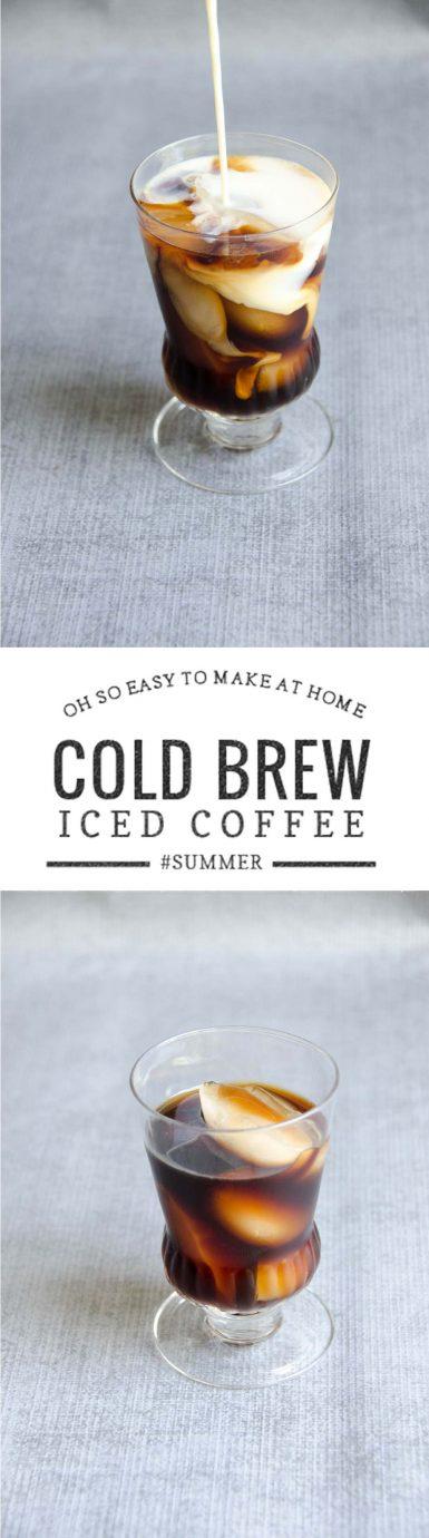 Perfect Cold Brewed Iced Coffee   Umami Girl