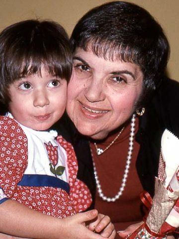 Carolyn and Grandma 780 | Umami Girl