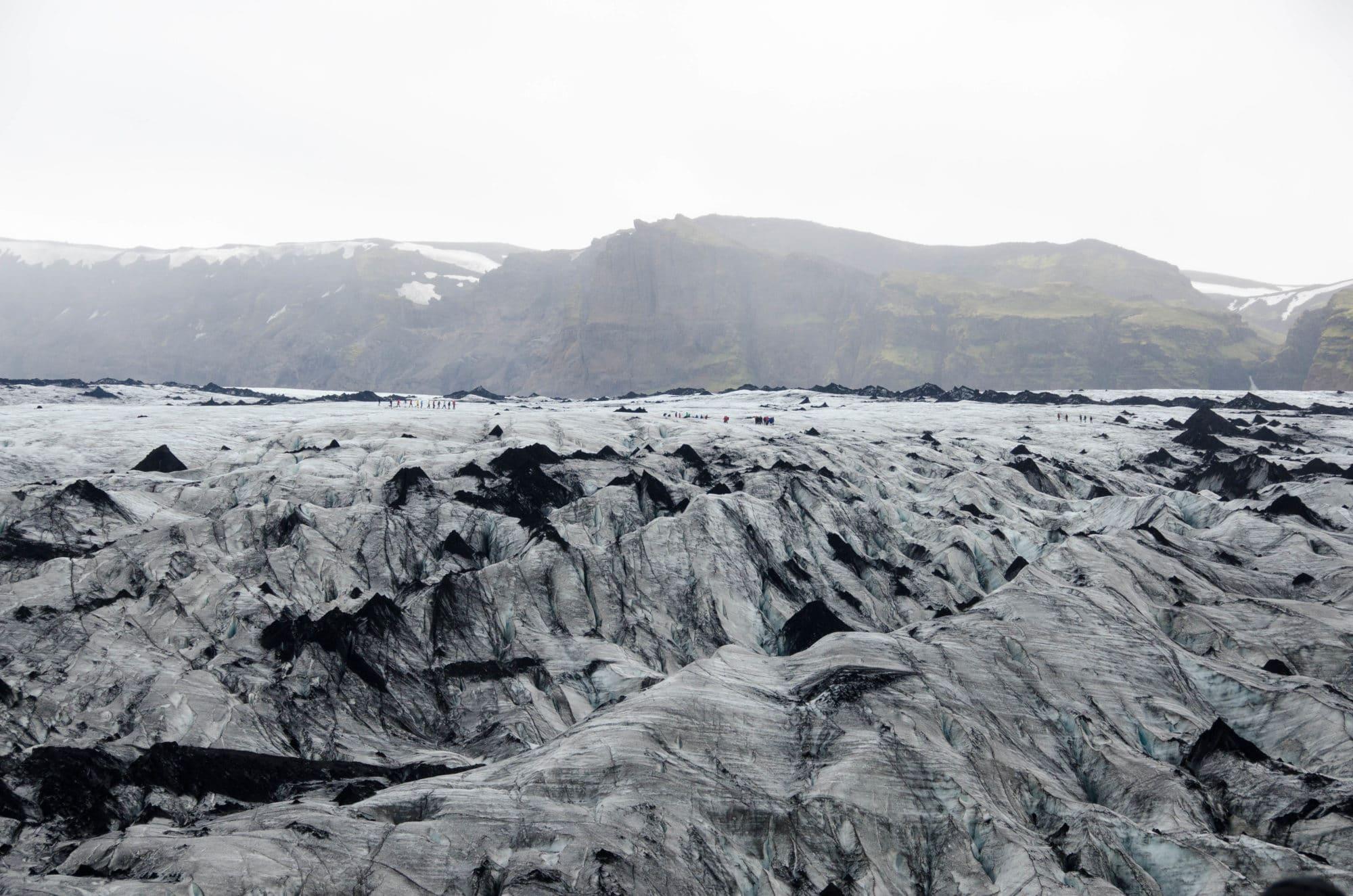 Solheimajökull Glacier Iceland | Umami Girl