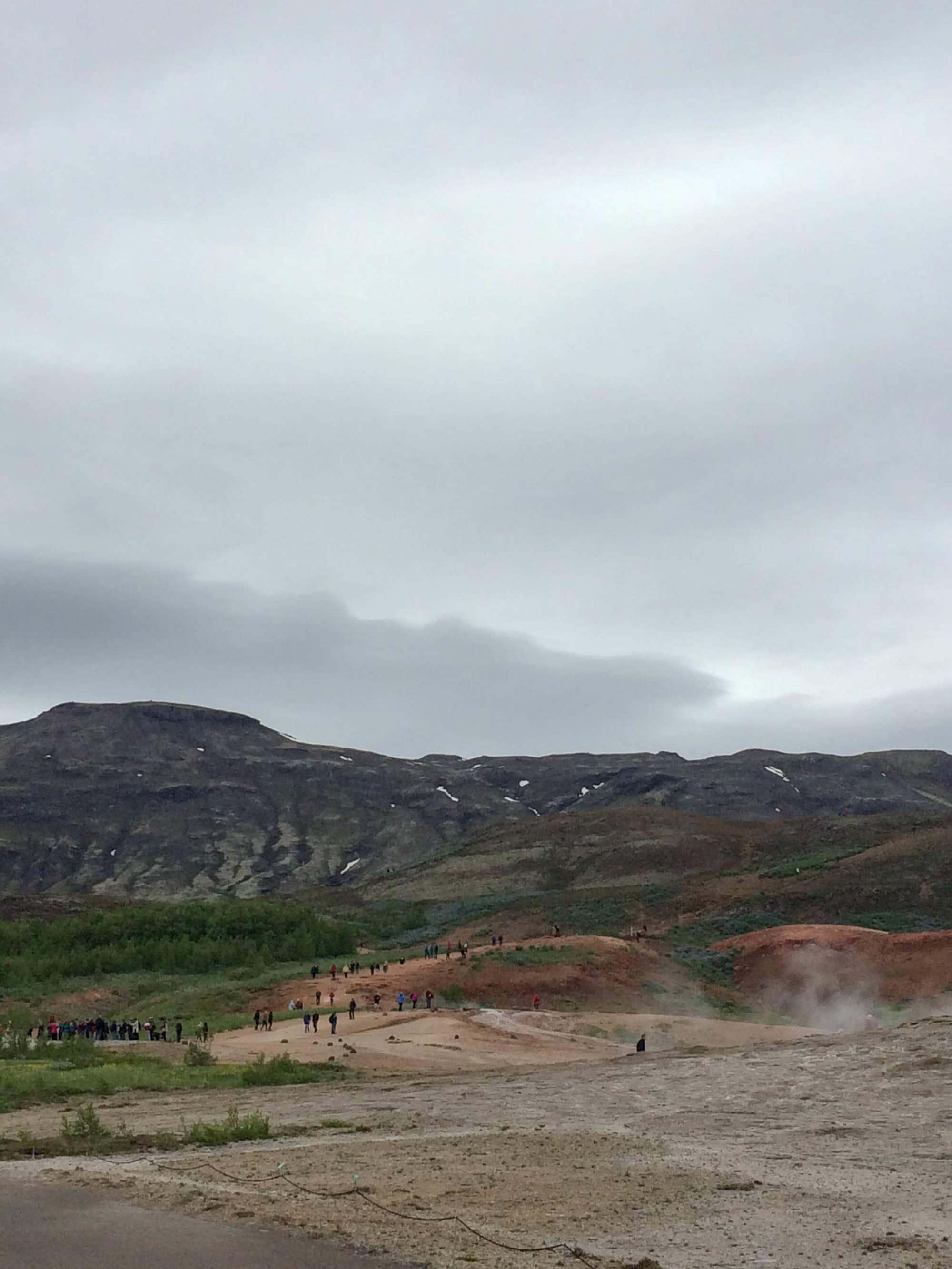 Geysir Iceland | Umami Girl