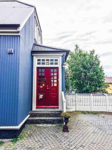 Doors of Reykjavik Iceland | Umami Girl 780