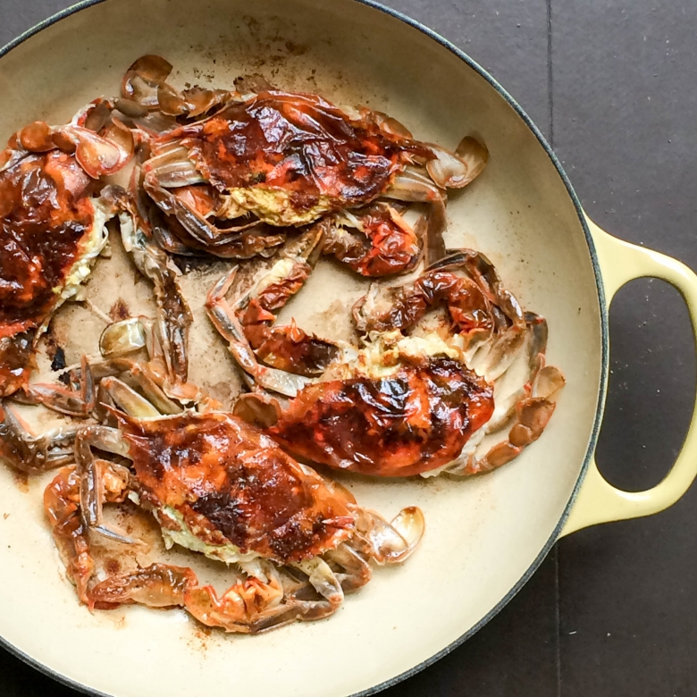 Soft Shell Crabs | Umami Girl