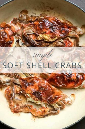 Simple Soft Shell Crabs _ Umami Girl PIN
