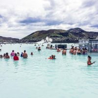 A Visit to Iceland: Blue Lagoon